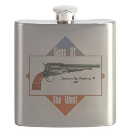 Remington 44-4 Flask