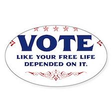 votetee Decal