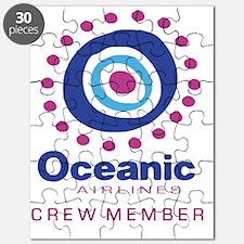 3-Oceanic airline crew Puzzle