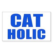 Cat Holic Decal