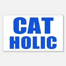 Cat Holic Decal
