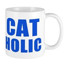 Cat Holic Mugs