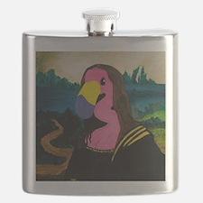 Mona Flamingo Flask