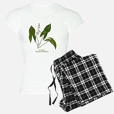 Arrowhead Plant Pajamas
