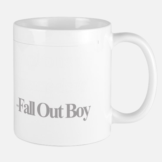 2-Fall Out Boy Mug