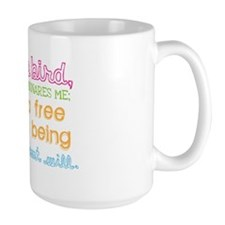 Eyre Shirt Coffee Mug