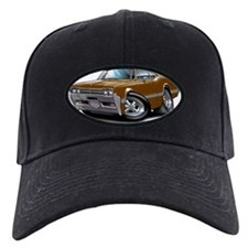 1966 Olds Cutlass Brown Car Baseball Hat