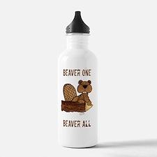 Beaver Water Bottle