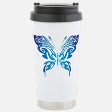 Butterfly 19 Stainless Steel Travel Mug