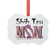 ShihTzuMom Ornament
