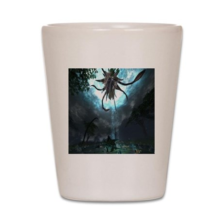 water rift Shot Glass