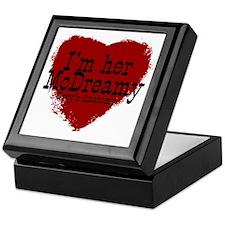 3-her McDreamy Keepsake Box