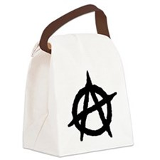 2000px-Circle-A Canvas Lunch Bag
