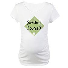 2-Softball-Dad-2 Shirt