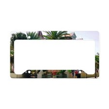6x4at300SouthHouse License Plate Holder