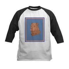 5 point red Sharpei Tee