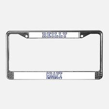 REILLY University License Plate Frame