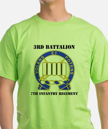 3-7 IN REG  WITH TEXT T-Shirt