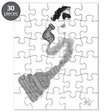 Grey Genie Puzzle