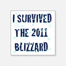"""blizzard20112 Square Sticker 3"""" x 3"""""""