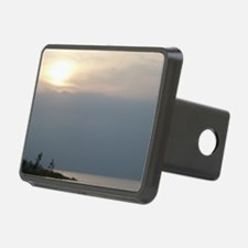 Sea of Galilee At Daybreak Hitch Cover