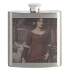 The Lady Clare Flask