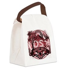 Lost Faded Memories Canvas Lunch Bag
