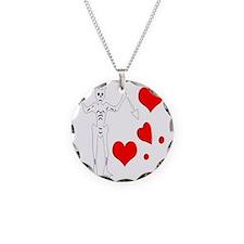 Blackbeard-Hearts Necklace