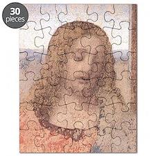 Last Supper (detail-Christ) Puzzle