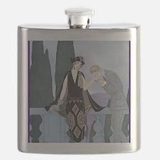 IPAD 7 JULY  BARBIER LOVE Flask