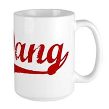 Dang (red vintage) Mugs