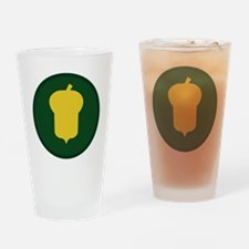 87th Infantry Division Drinking Glass
