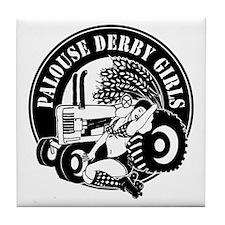 Derby_logo Tile Coaster