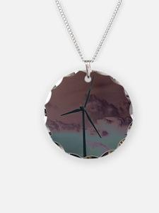 Wind Farm Necklace