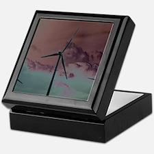 Wind Farm Keepsake Box