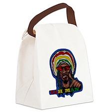 YAH MAN Canvas Lunch Bag