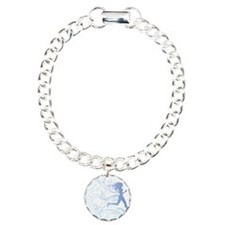 runner_girl_blue Bracelet