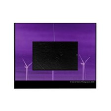 Wind Farm 5 Picture Frame