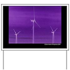 Wind Farm 5 Yard Sign