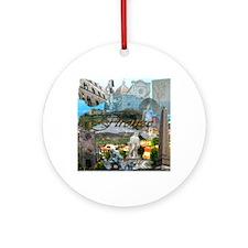 florence15btc- Round Ornament
