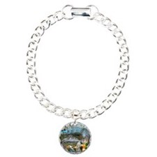 florence15btc- Charm Bracelet, One Charm