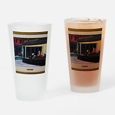 Nightbirds Drinking Glass