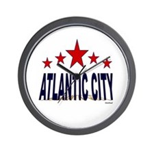 Atlantic City Wall Clock