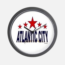 Atlantic City Wall Clock