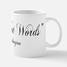 Deeds_tshirt Mug