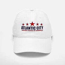 Atlantic City U.S.A. Baseball Baseball Cap