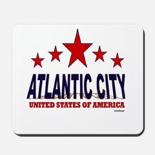 Atlantic City U.S.A. Mousepad