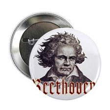 "Beethoven-1 2.25"" Button"