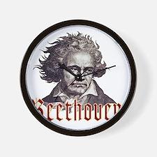 Beethoven-1 Wall Clock