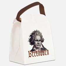 Beethoven-1 Canvas Lunch Bag
